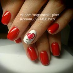 Sparkle Nail Designs, Sparkle Nails, Colorful Nail Designs, Fancy Nails, Nail Art Designs, Red Gel Nails, Blue Acrylic Nails, Simple Acrylic Nails, Simple Nails