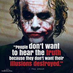 Joker Love Quotes, Heath Ledger Joker Quotes, Psycho Quotes, Badass Quotes, Joker Qoutes, Wisdom Quotes, True Quotes, Best Quotes, Quotes Quotes