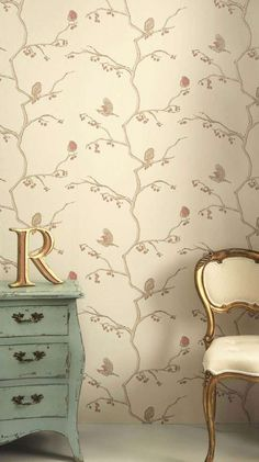 Wallpaper - Carta da parati inglese - Carta parati inglese autunnale