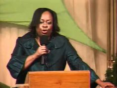 The Prophetic Dimension of Prayer - Dr. N. Cindy Trimm (Part 2) - YouTube