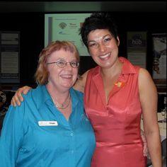Lisa Newman at International Womens Day 2010
