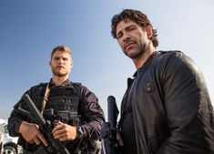 Last ship season four starts filming this week! | Danny Green | Wolf Taylor