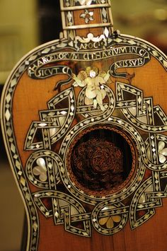 Chitarra Battente Guitar | Flickr - Photo Sharing!