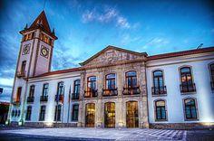 Câmara municipal de cantanhede , Portugal Portugal, Mansions, House Styles, Home Decor, Littoral Zone, Places, City, Mansion Houses, Room Decor
