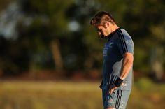 Richie Mccaw Photos: New Zealand All Blacks Training Session