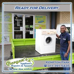 Repair done, paperwork done and ready for delivery. All our branches are Covid 19 compliant for your safety and ours. We are only one call away. #wekeepthemworking #bergensappliances #appliancerepair #appliancepart #wefixappliances #repairtech #wefixit #quote #southafrica #inthekitchen #recycle #unwantedappliance #recycleappliance #stove #oven #fridge #washingmachine #microwave #tumbledryer #dishwasher #ontheroadagain #onthemove #delivery #repair Appliance Repair, Appliance Parts, Domestic Appliances, Home Appliances, Bergen, Creating Communities, On The Road Again, Stove Oven, For Delivery