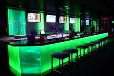 LED Bar Is A Proprietary Bar Design Of Cabaret Design Group Used In  Nightclubs, Gentlemens Clubs, Casinos And Bars