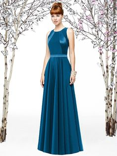 Lela Rose Style LX194x (shown in ocean blue)