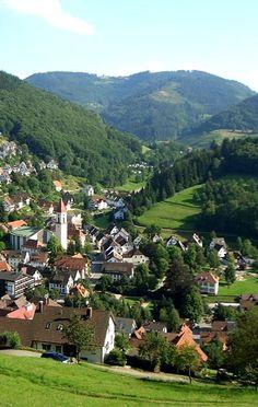 Ottenhofen (Black Forest), Germany