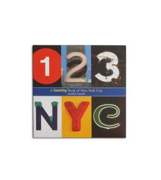 NYC Counting Book