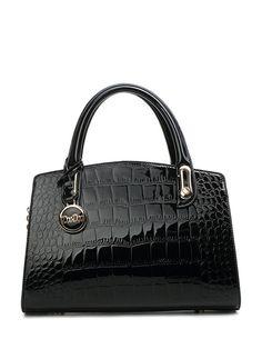 Alligator Pattern Crossbody Designed Woman Hand Bag
