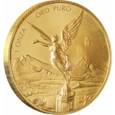 The Gold Libertad was the third modern bullion coin, following the Krugerrand and the Gold Maple Leaf, to be sold on international gold markets. These coins started being minted in 1982 by the Mexican Mint (Casa de Mondea de México) which is the oldest mint in the Americas being established in 1535 on the order of the Spanish Crown. It can be said that the silver variations of the Mexican Libertad are more abundantly produced; the Gold Libertad has a limited production each year....