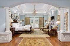 Luxury Italian Bedroom Design