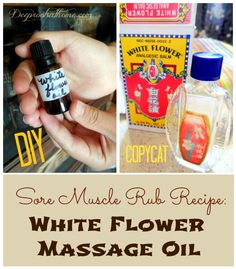 Where to buy natural ingredients for home remedies natural white flower oil is created by combining a number of oils similar to my thieves mightylinksfo