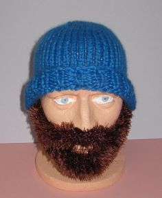 This is my FREE Beard knitting pattern.Now you no longer have to wonder what your partner would look like with a beard nor suffer the agony of him trying to grow one. Just knit one of these instead and save everyone a lot of time and effort.Yes I know there are hundreds of beard patterns available but trust me mine is the best because it has been specially designed (by me) to fit perfectly round your chin.The madmonkeyknits FREE Beard knitting pattern provides full instructions to make…
