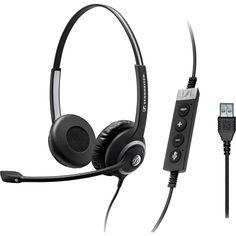 Sennheiser Circle SC 260 USB Ctrl II Headset, #506481