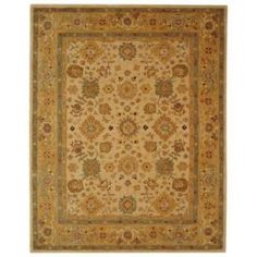 Safavieh Anatolia Ivory / Gold 2 ft. x 3 ft. Area Rug  on  Daily Rug Deals