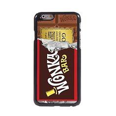 chocolade design aluminium harde case voor iPhone 6 - EUR € 3.83