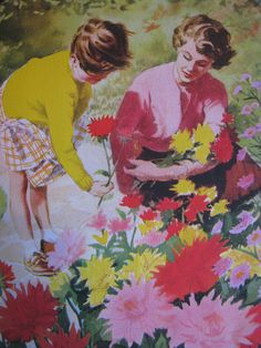 I am helping to pick some flowers by Heart felt, via Flickr