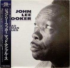 JOHN LEE HOOKER / MAD MAN BLUES / CHESS / P-VINE JAPAN OBI