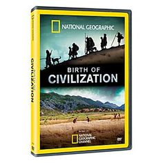 Birth of Civilization DVD