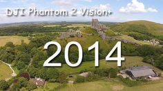 DJI Phantom 2 Vision Plus - 2014 Footage