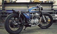 Купить мотоцикл Honda CB, цена 5 500 $, Беларусь Минск, 1977 г., 750 см³, пробег 5 000 км.