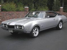Very Nice 1968 Cutlass