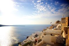 Heaven on Earth: Oia, Santorini Santorini Island, Santorini Greece, Heaven On Earth, Europe, Greek Islands, Architecture, Building, Places, Destinations