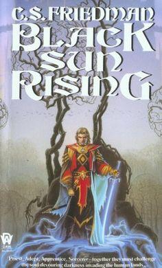 Black Sun Rising (The Coldfire Trilogy, Book 1) by C.S. Friedman http://www.amazon.com/dp/0886775272/ref=cm_sw_r_pi_dp_zI5Avb11N0YE1