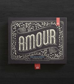 Beautiful Type — Bookjigs New Product Line - Chalk Series, from...