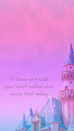A Dream Is A Wish Your Heart Makes Wallpaper, Disney, IPhone, Hd,