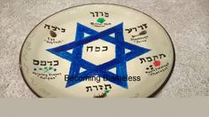 Passover, Seder plate, before Easter,