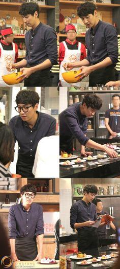 Lee Kwangsoo (cameo)