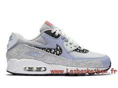 cc3110de2625 Nike Wmns Air Max 90 Premium ´Black FiberGlass´ 443817 007 Femme enfant  Officiel Nike