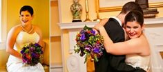 DC Real Wedding - Airlie Hotel and Conference Center - Bergerons Flowers - Bergerons Event Florist Blog