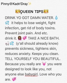 - queen tips Girl Life Hacks, Girls Life, Schul Survival Kits, Just In Case, Just For You, Skin Care Routine For 20s, Skin Routine, Glow Up Tips, Baddie Tips
