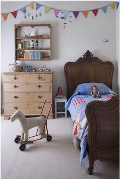 little boy's room in England