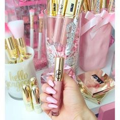 Pretty Pink Brushes Set♥