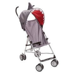 Here is the stroller i told you about at Target Cosco Umbrella Stroller - Shark Best Lightweight Stroller, Best Double Stroller, Best Baby Strollers, Double Strollers, Best Umbrella, Prams And Pushchairs, Umbrella Stroller, Jogging Stroller, Baby Jogger
