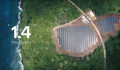 Tesla y SolarCity independizan energéticamente una isla de la Samoa Americana.  Toda la electricidad que necesiten la obtendrán mediante energía solar.