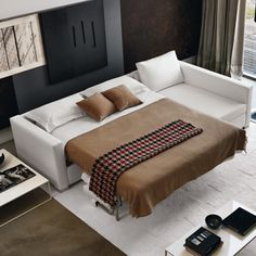 Sofa bed was comfortable and easy to open, Every One model - Désirée sofas