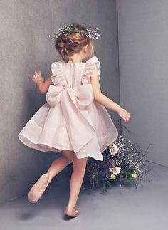 Nellystella Love Mae Dress - Orchid Ice -
