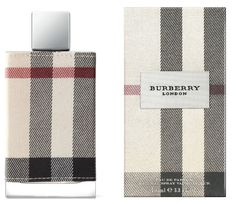 c8ddf55fa38e Burberry London Perfume Fabric Edp 3.4 Oz 3.3 Edition In Box Egyptian Cotton