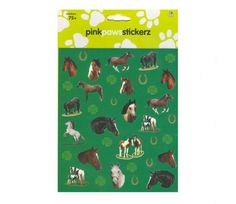 Collectie Paardenstickers