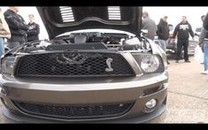 Video Hp Terminator Ford Mustang Gt  Frankenstein