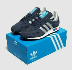 on sale 6bfe0 f0dbd adidas Originals LA Trainer OG - find out more on our site. Find the  freshest in trainers and clothing online now.