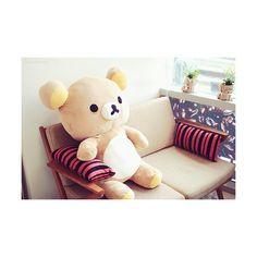 I want one of these bears sooo bad.❤