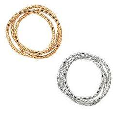 Easy Essentials Mesh Bracelet Set