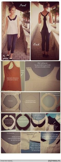 diy shirt - too cute!